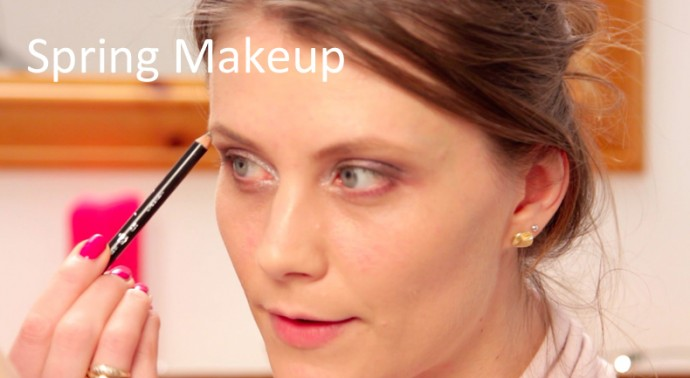 will tutorial spring colourful  This from  Natural look yet take you summer. makeup to uk  natural