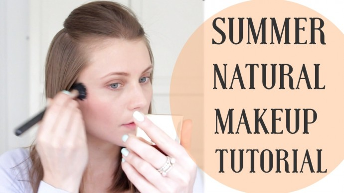 Natural Summer Makeup