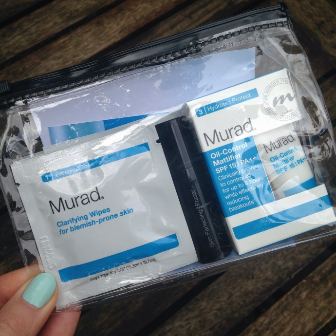 Murad Discovery kit