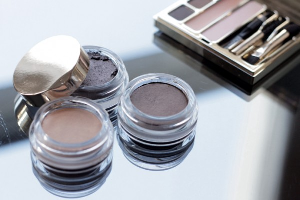 Cream-to-Powder Clarins Eyeshadows