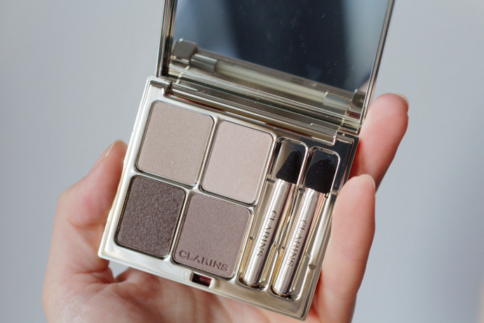 Eye Quartet Mineral Palette