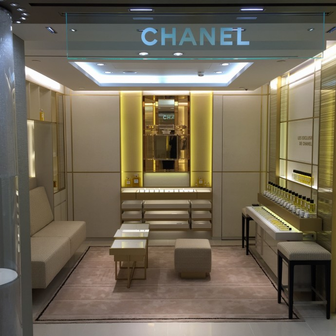 Chanel Perfume Boutique