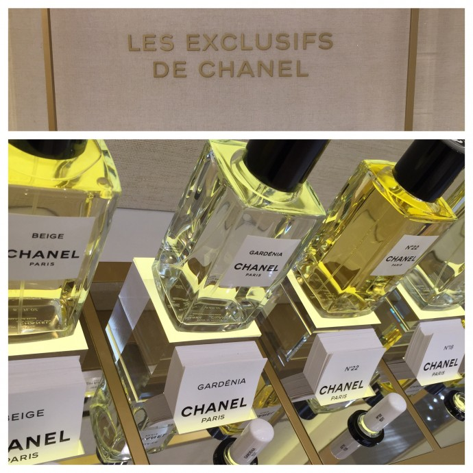 Chanel Exclusives