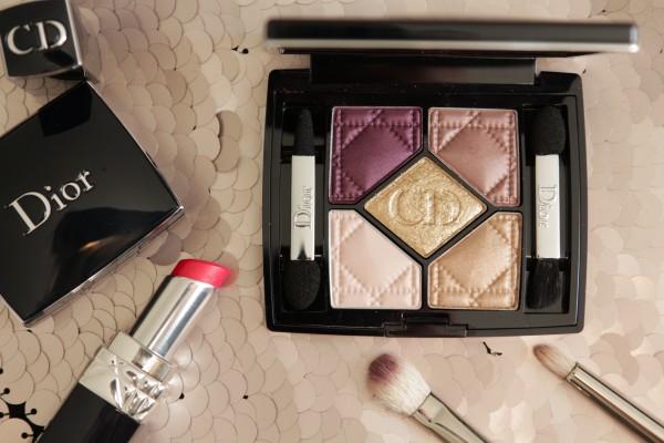 Dior Golden Shock Eye Palette