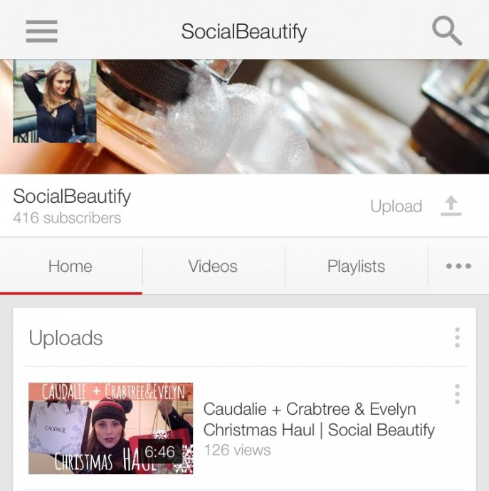SocialBeautifyYouTube