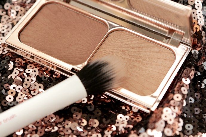 Supermodel Bronze & Glow for easy conturing.