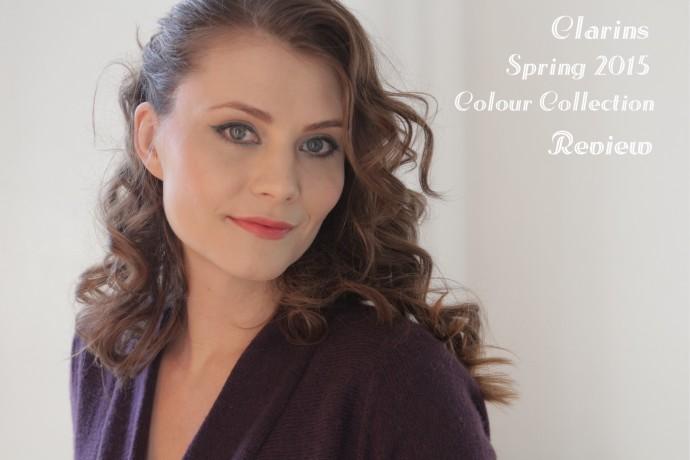 Ewa-Social Beautify wearing Clarins Garden Escape Collection