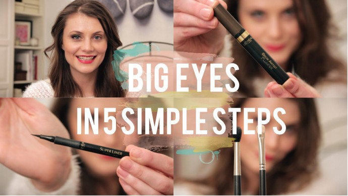 Big Eyes In 5 Simple Steps