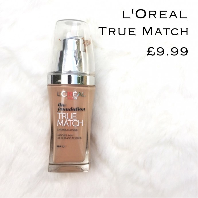 True Match Foundation L'Oreal