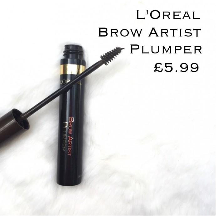 Brow Artist Plumper