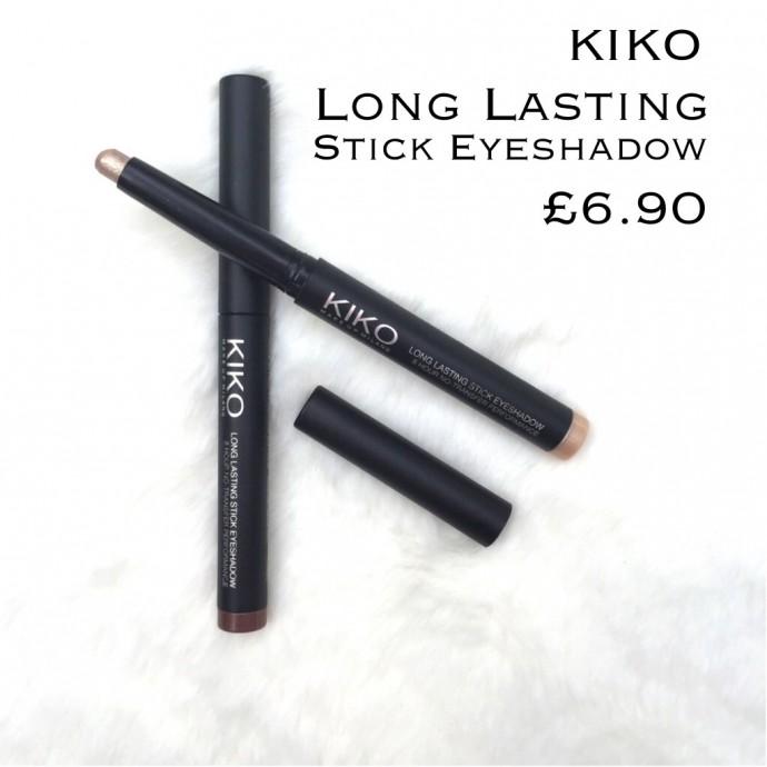 KIKO long lasting stick eyeshadow