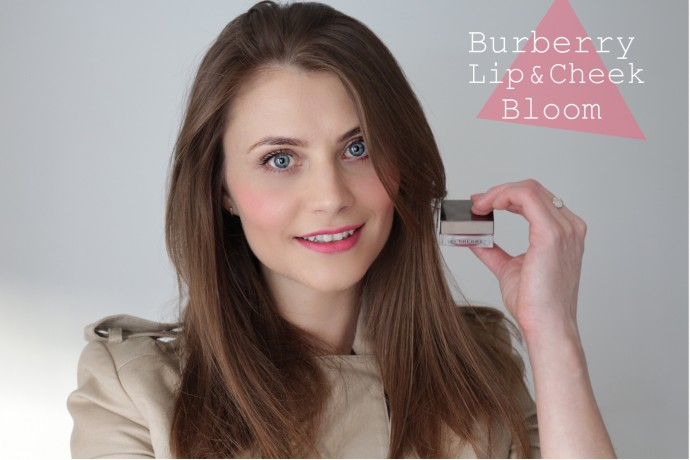 Burberry Lip & Cheek Bloom Review.