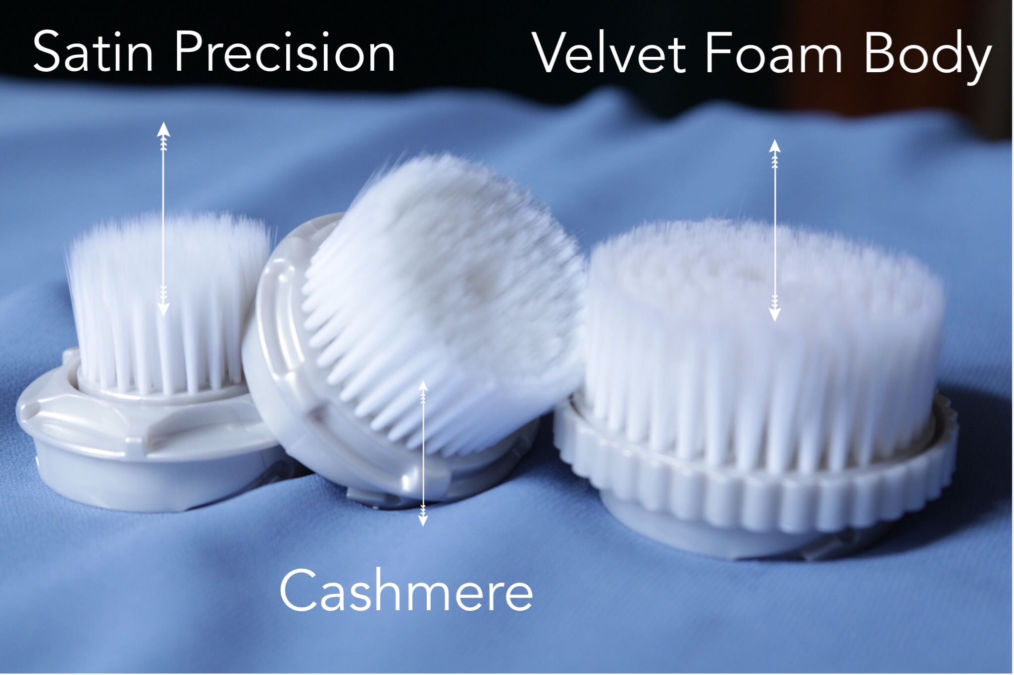 clarisonic replacement brush - Luxury Range