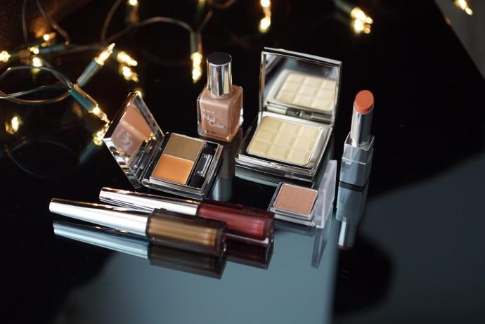Shimmering Makeup from RMK