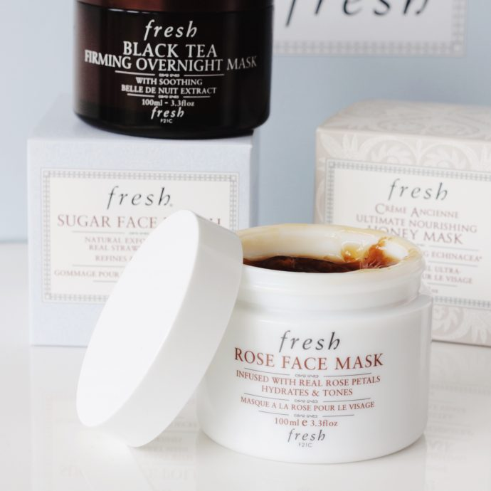 Fresh Beauty Rose Mask