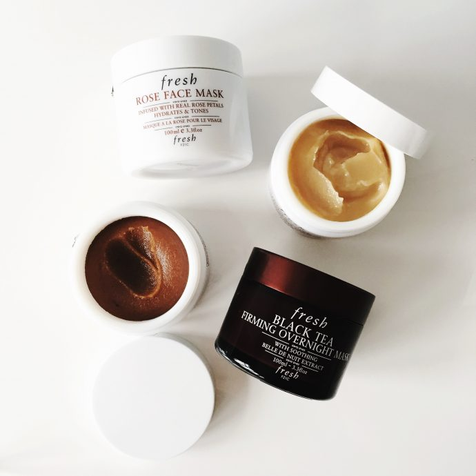 the best face masks- fresh beauty