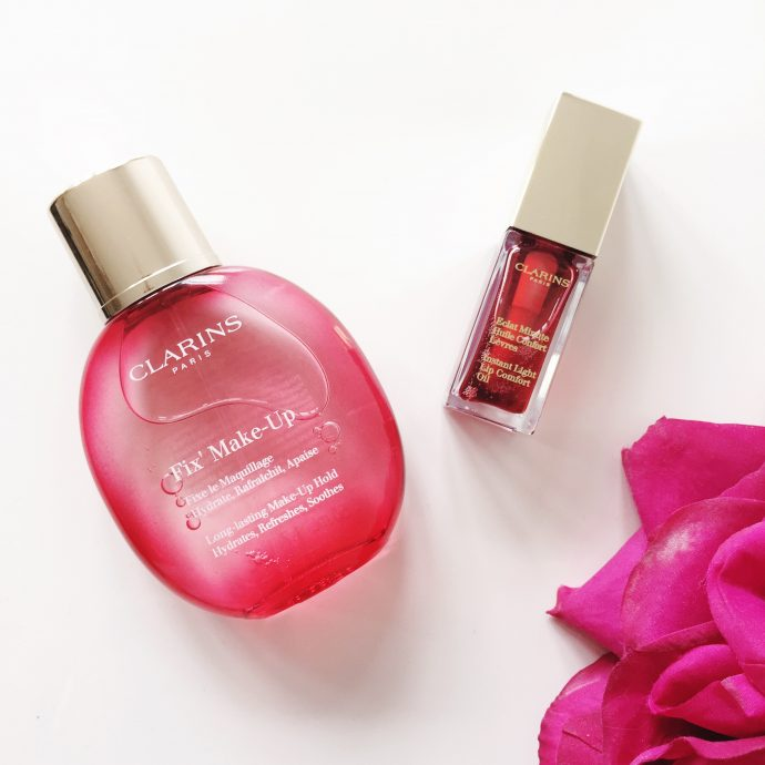 Clarins Fix Makeup spray