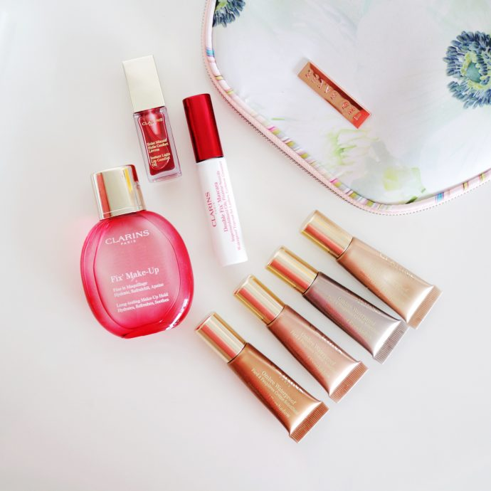 Clarins Summer Makeup Collection. 2016