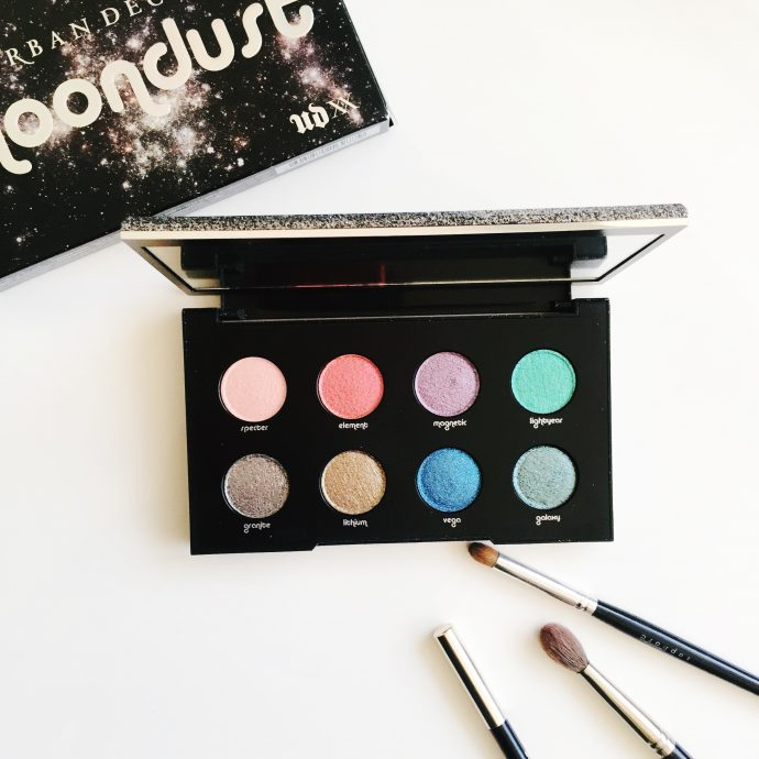 Moondust Eyeshadow Palette by Urban Decay