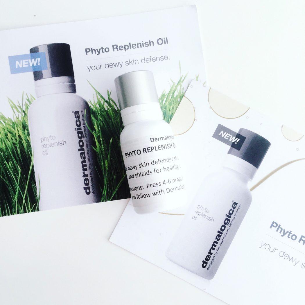 Dermalogica Phyto Replenish Oil bottle