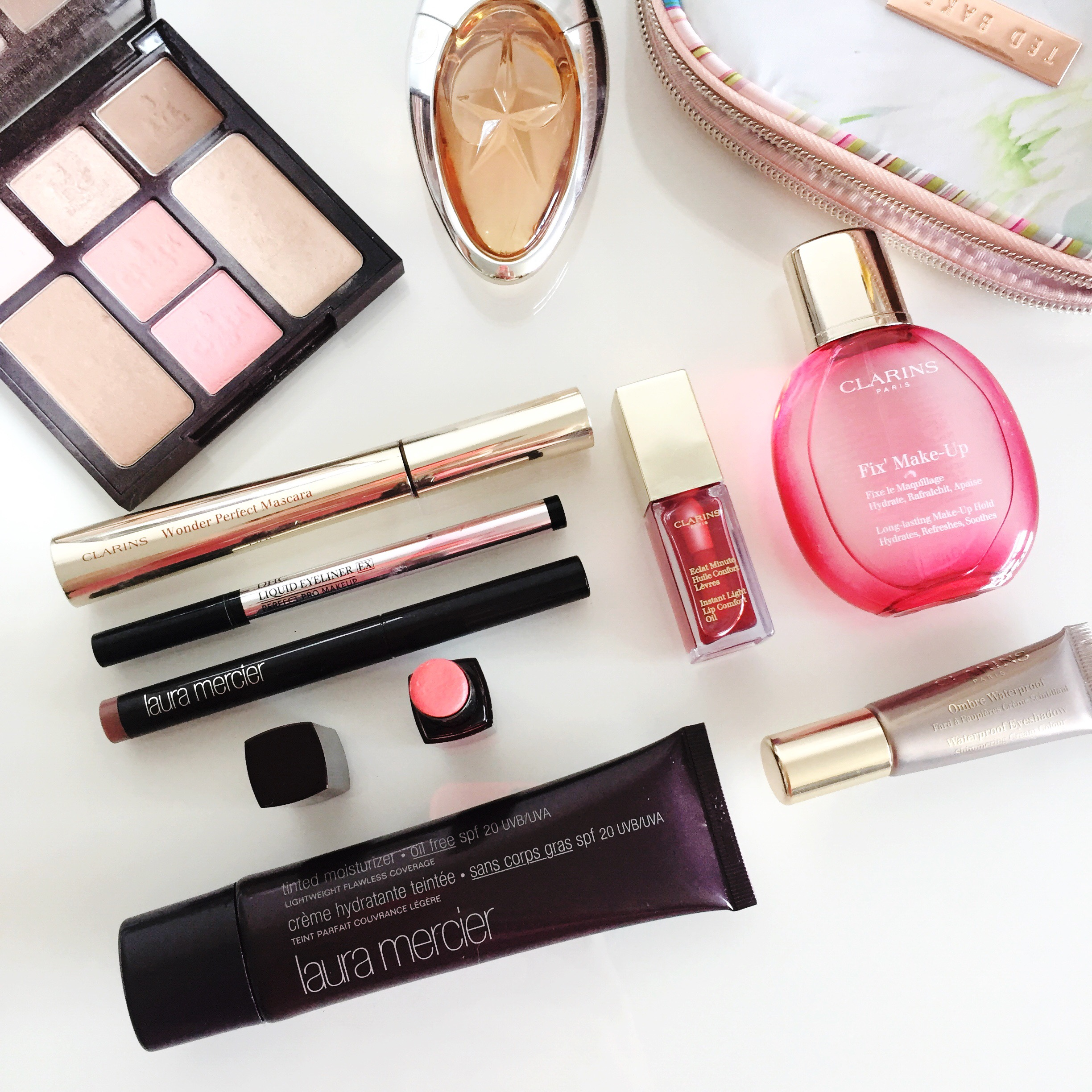 Summer makeup bag essentials