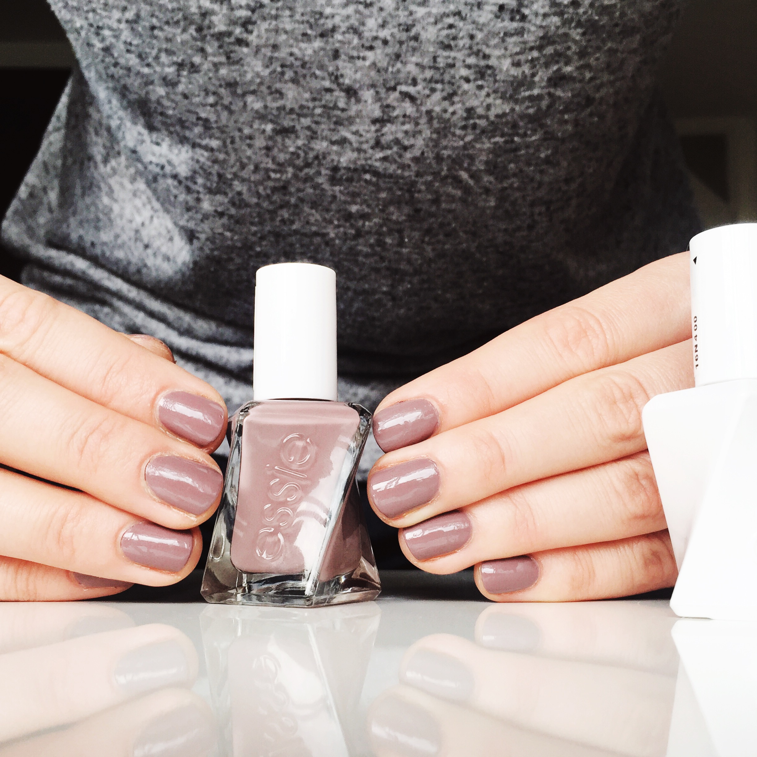 The best nail polish you can buy! - Essie Gel Couture.Social Beautify