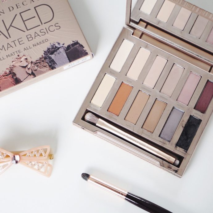 The Naked Ultimate Basics Eye Palette