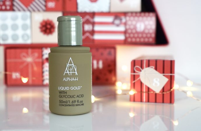 Liquid Gold - M&S Beauty Advent Calendar 2016