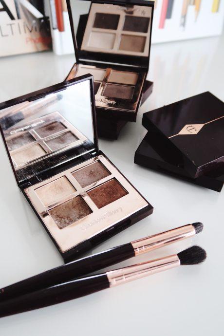 Charlotte Tilbury Luxury Eye Palettes, featuring Dolce Vita eye palette