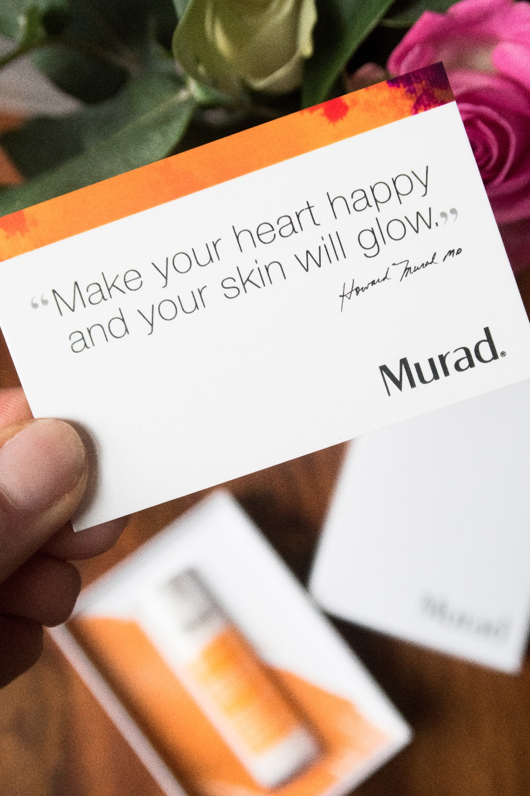 Murad Beauty Quote