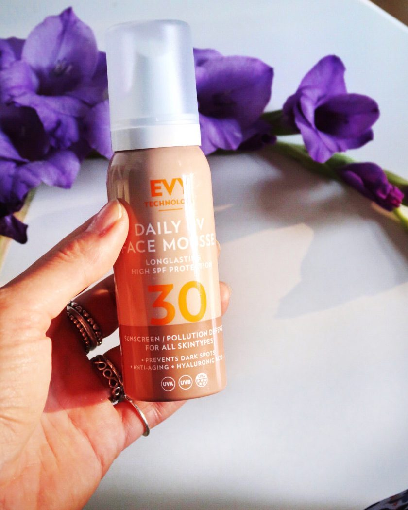 EVY Technology priming SPF