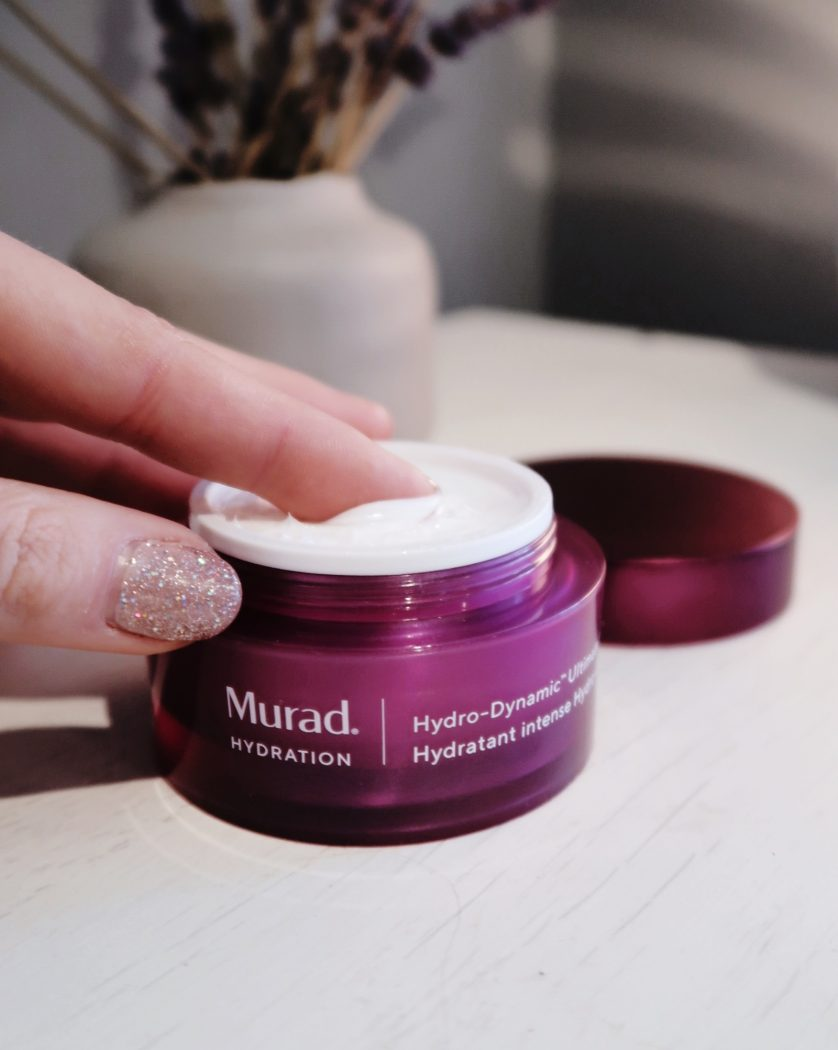 Murad Hydro-Dynamic moisturiser.